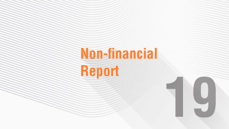 "Picture with link to the ""Non-financial Report"""